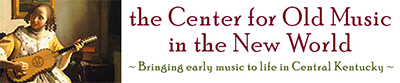 Center for Old Music